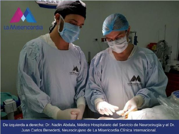 La Misericordia Clinica Internacional - Neuroestimulador vagal