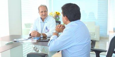 Entrevista Dr. Dieb Maloof Cusse